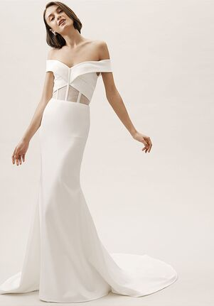 BHLDN Hamilton Gown A-Line Wedding Dress