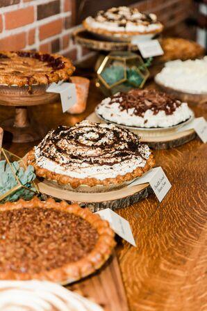 Dessert Bar Pie