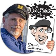 Pensacola, FL Caricaturist | Caricatures by Tim Banfell