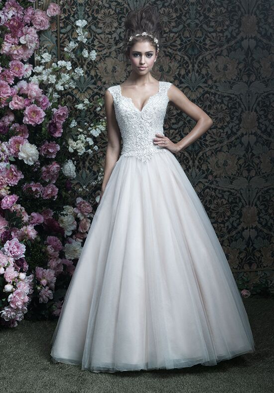Allure Couture C407 Wedding Dress The Knot