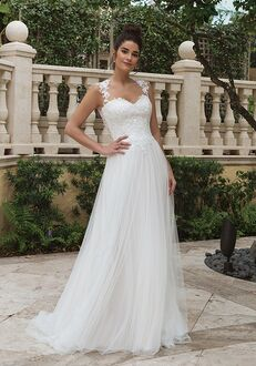 Sincerity Bridal 44094 A-Line Wedding Dress