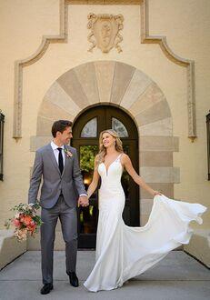 Stella York 7078 Sheath Wedding Dress