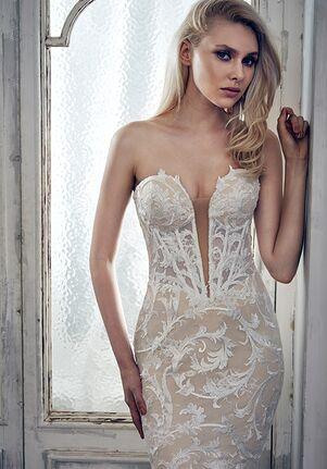 Calla Blanche 17102 Arielle Sheath Wedding Dress