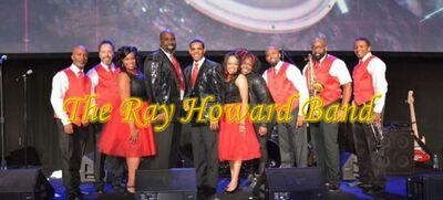 Ray Howard band
