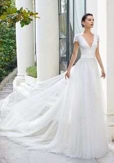Rosa Clará Couture MALEC Ball Gown Wedding Dress