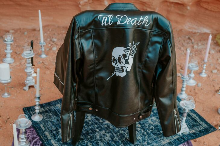 Personalized Motorcycle Jacket