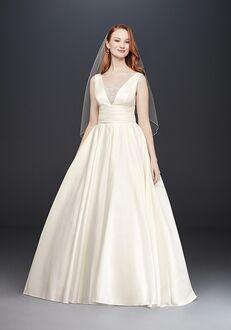 David's Bridal David's Bridal Collection Style V3848 Ball Gown Wedding Dress