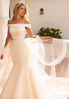 Moonlight Collection J6771 Mermaid Wedding Dress