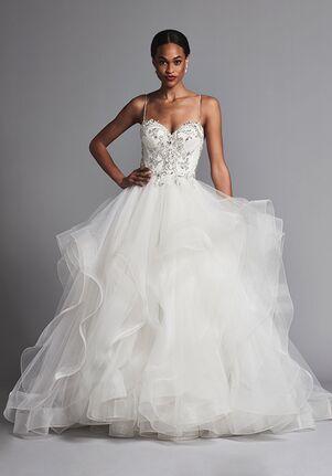 Pnina Tornai For Kleinfeld Wedding Dresses The Knot