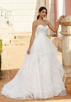 Sincerity Bridal 44244 Ball Gown Wedding Dress
