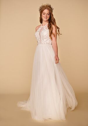 All Who Wander Nova A-Line Wedding Dress