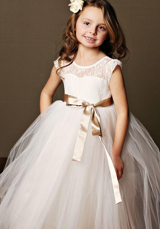 FATTIEPIE stella Flower Girl Dress