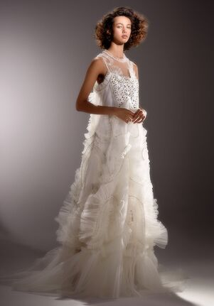 Viktor&Rolf Mariage IMMACULATE TULLE SWIRL GOWN A-Line Wedding Dress