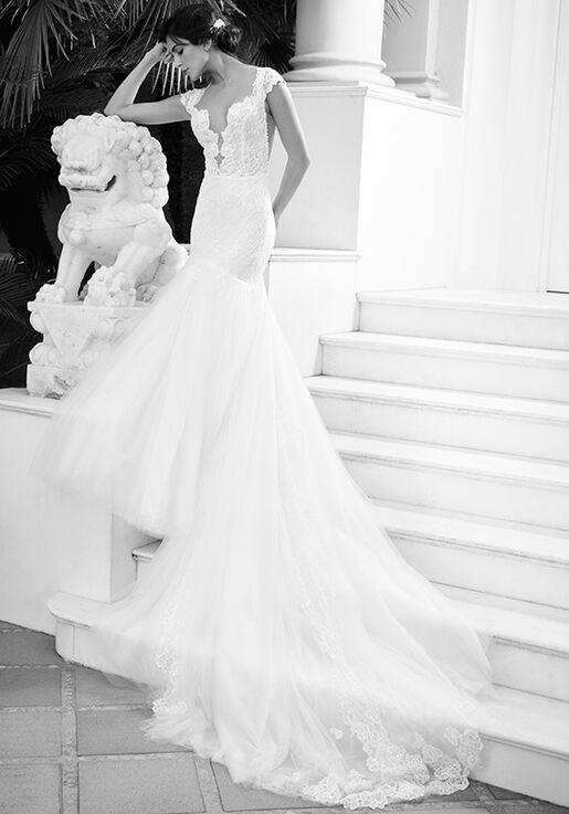 82b2feee71ed Alessandra Rinaudo Collection LISA AR 2018 Mermaid Wedding Dress