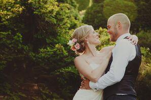 Natural, Garden Wedding