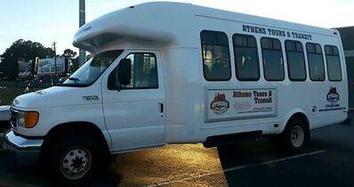 Athens Tours & Transit