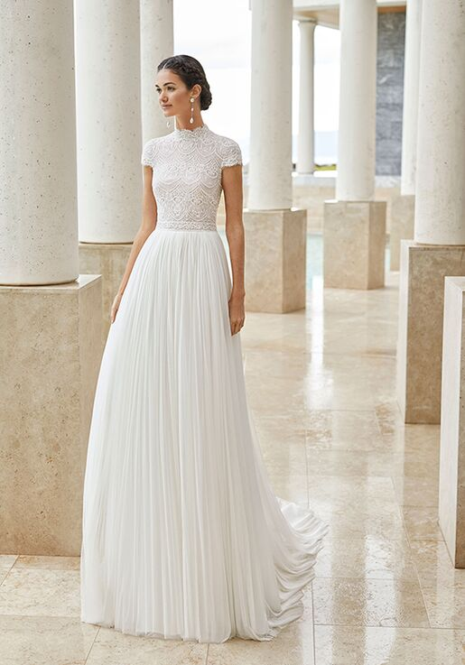 Rosa Clará Couture SALINA A-Line Wedding Dress
