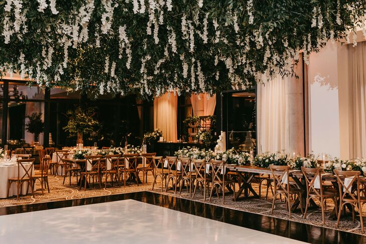Classic Ballroom Reception at The Ben in West Palm Beach, Florida