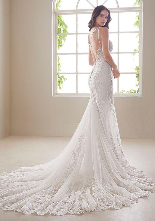 Sophia Tolli Y21833 Aquamarine Mermaid Wedding Dress