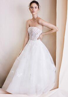 Justin Alexander Signature Senna Ball Gown Wedding Dress