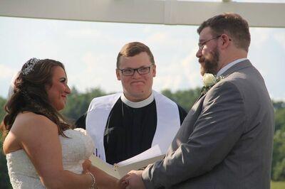 Rev. Alex Zuber Wedding Officiant