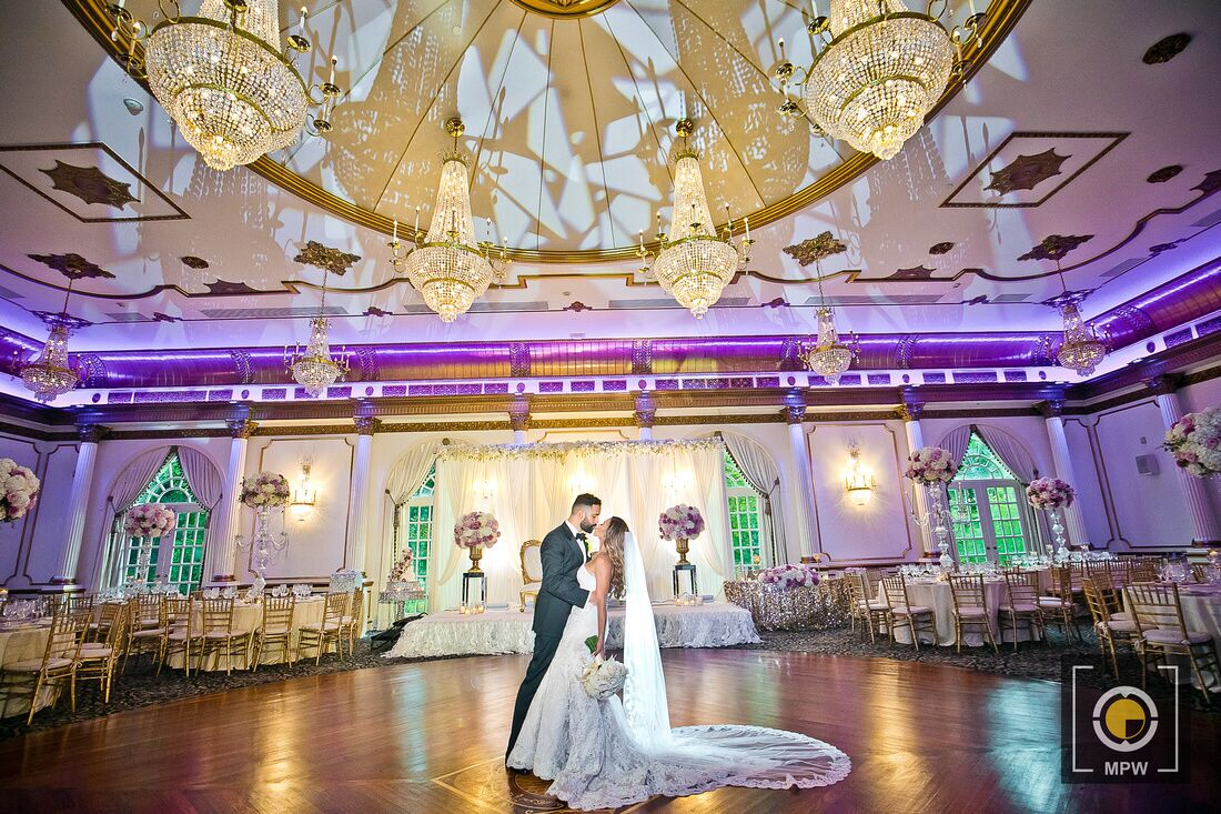 Wedding reception venues in jersey city nj the knot crystal plaza junglespirit Images