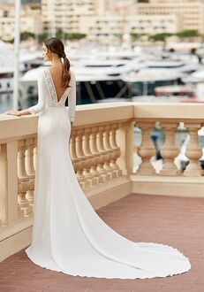 Aire Barcelona IBSEN Mermaid Wedding Dress