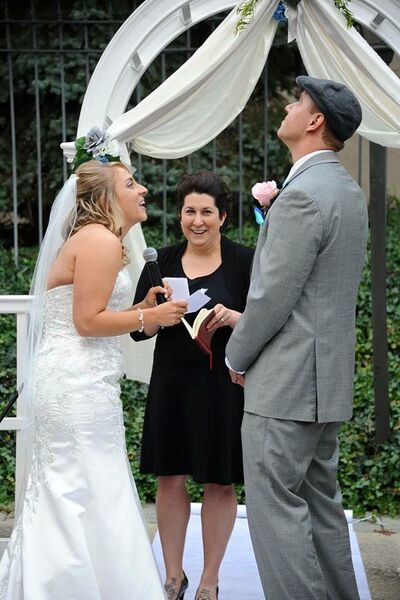 Heather - Wedding Officiant