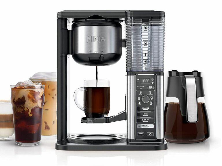 Ninja coffee bar fourth anniversary gift appliance