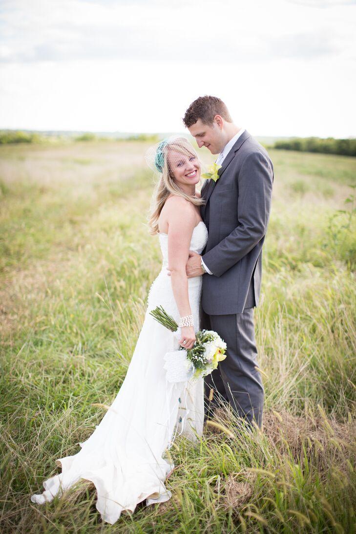 2cbb4465e A Rustic Country Wedding at Peeper Ranch in Lenexa, Kansas