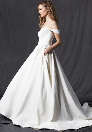 Michelle Roth for Kleinfeld Wyn A-Line Wedding Dress