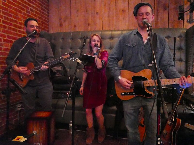 Mrs. Eller and the Fellers - Acoustic Band - Millburn, NJ