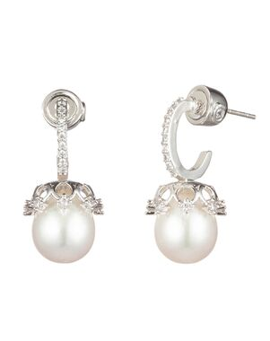 Carolee Jewelry CLP00883S130 Wedding Earring photo