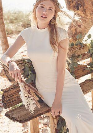 Rebecca Ingram CAROLE LEIGH Mermaid Wedding Dress