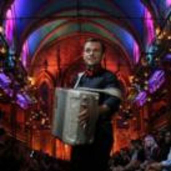 Pasha Newmer - Accordion Player - New York City, NY