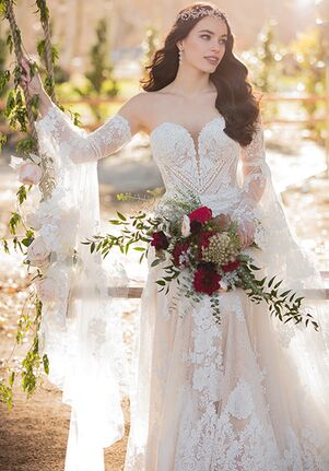 Martina Liana 1147 Wedding Dress