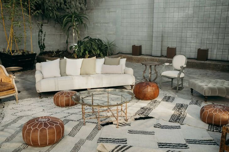 Modern, Industrial and Neutral-Colored Lounge Furniture