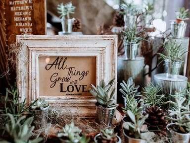 Sustainable Wedding Planning