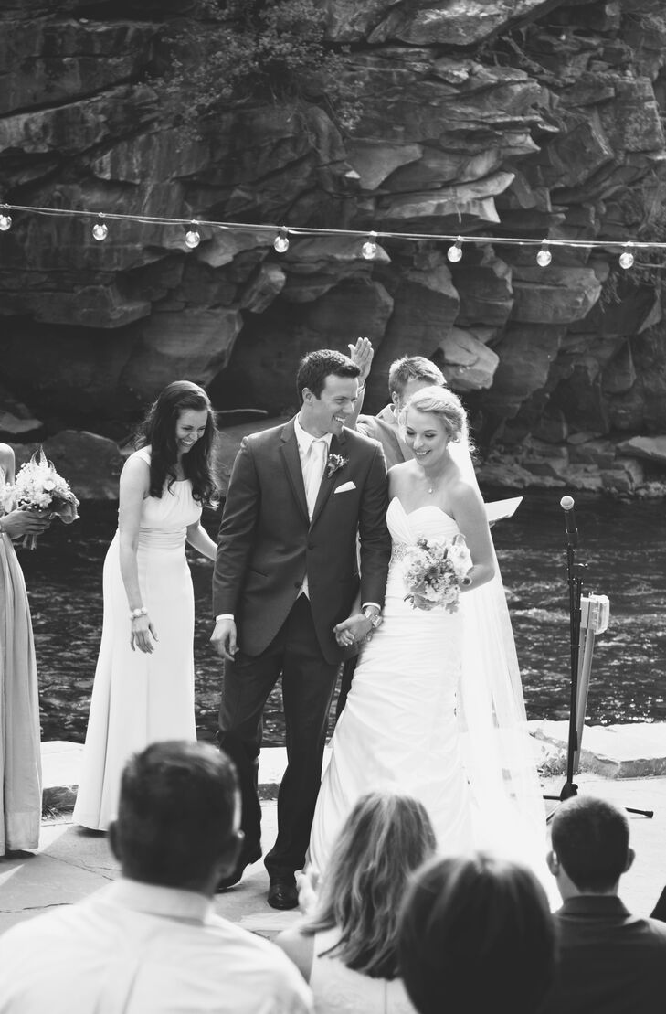 Milena and Gideon Recessional