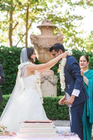 Multiple Ceremonies at Garden Wedding