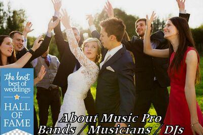 About Music Pro: Bands, Musicians & DJs