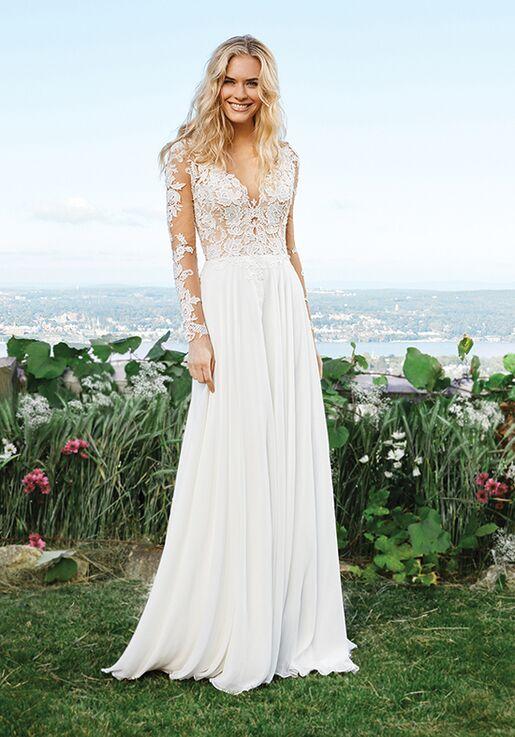 f92440dc9f3 Lillian West 6422 Wedding Dress - The Knot