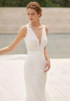 Rosa Clará Couture ENOR Mermaid Wedding Dress