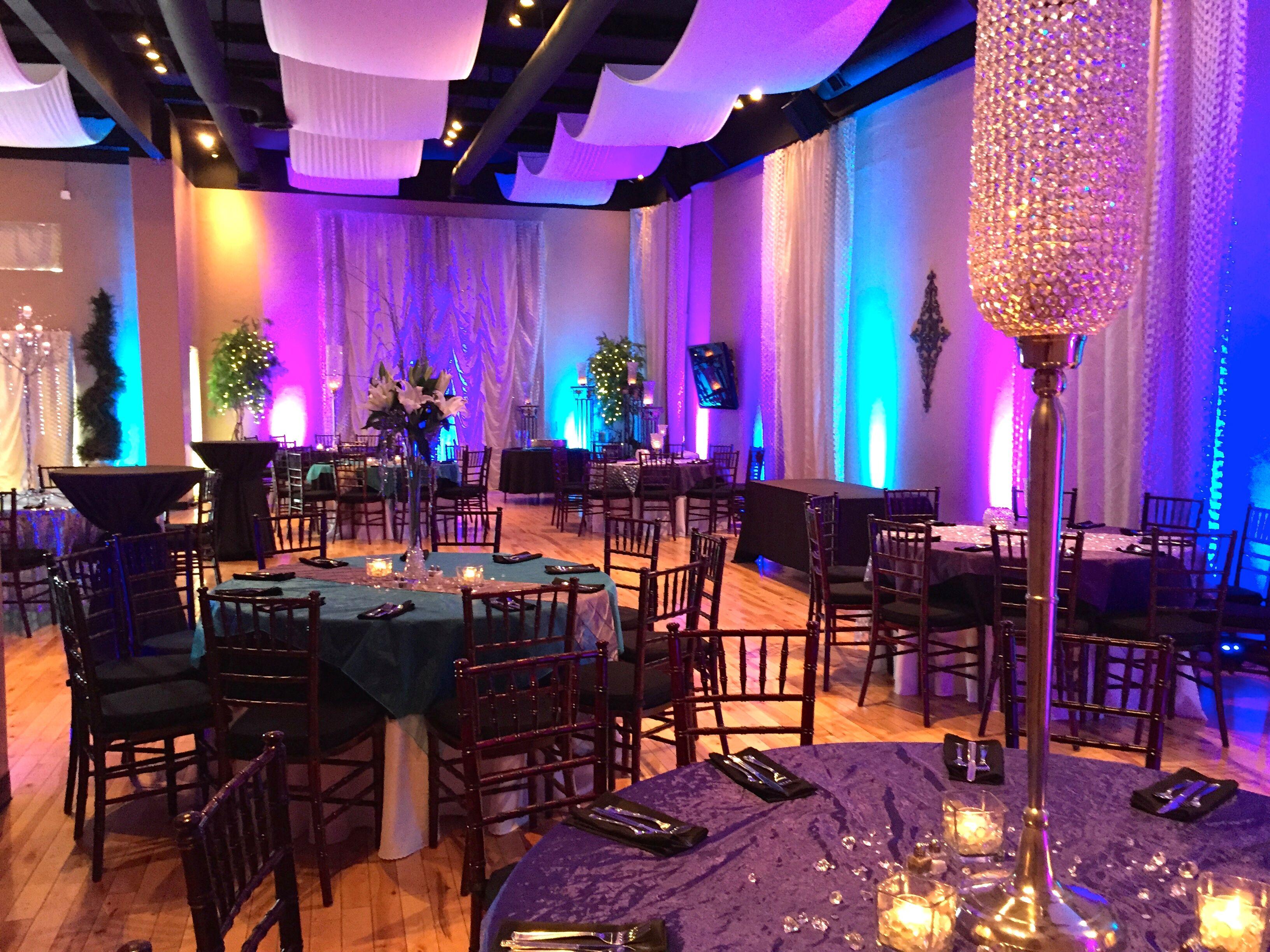 The Hamilton Event Center