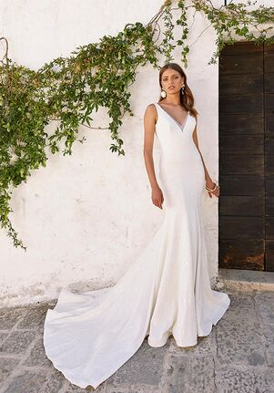 Madi Lane ML12002 | Marlowe Mermaid Wedding Dress