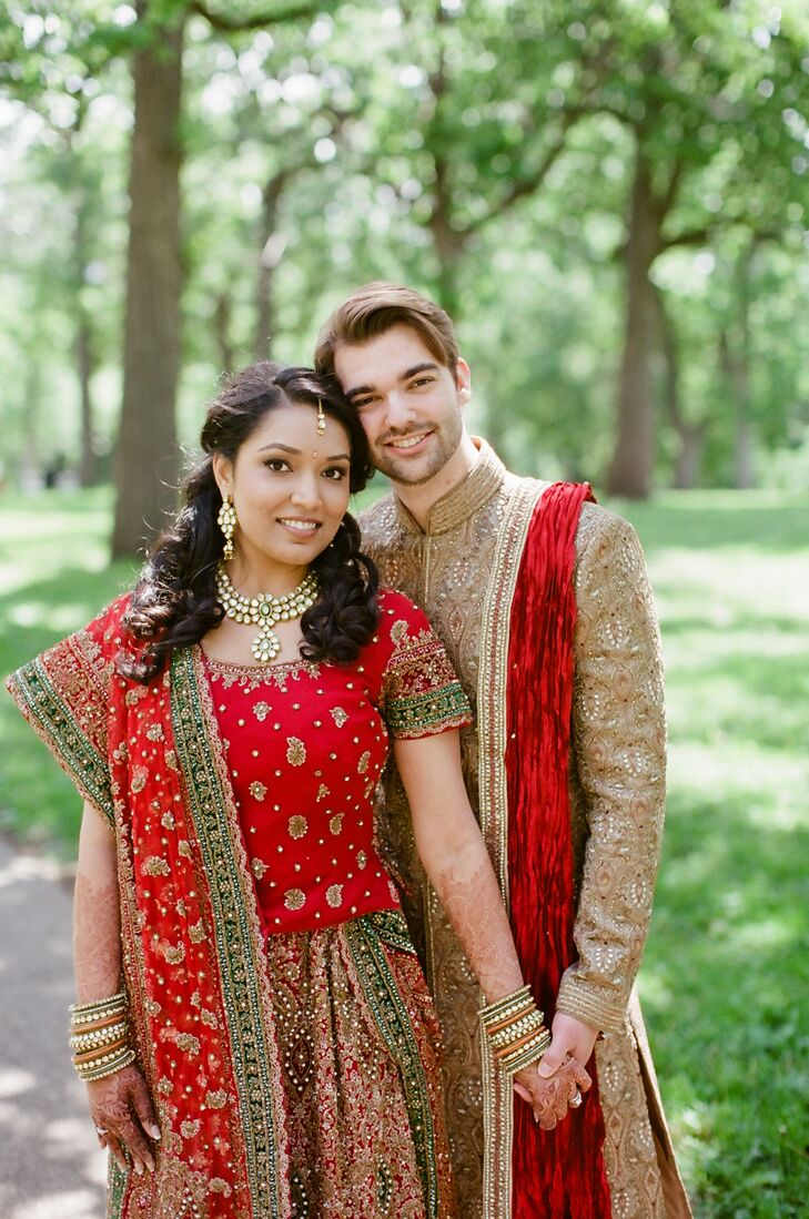 Traditional Indian Wedding Dress For Guests - raveitsafe