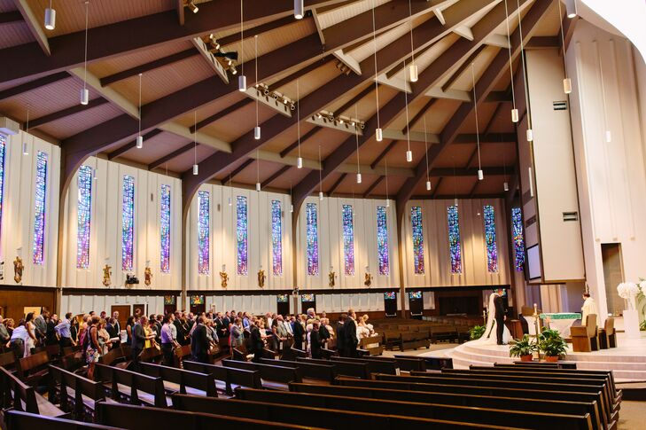 St. Margaret Mary Catholic Church Traditional Ceremony