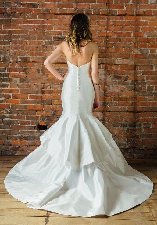 65e2ab8182b Lea-Ann Belter Marigold Wedding Dress - The Knot
