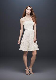 David's Bridal DB Studio Style 10394 A-Line Wedding Dress