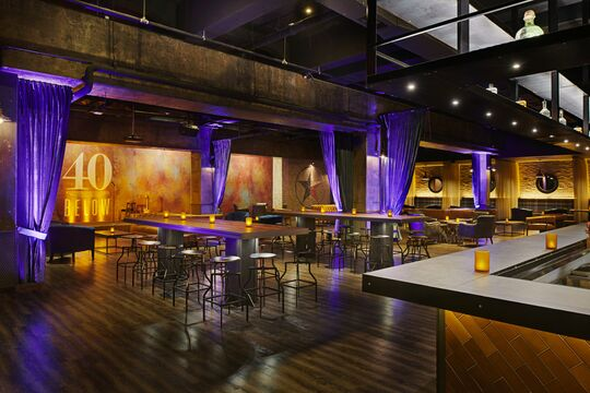Revention Music Center- 40 Below - Private Room - Houston, TX